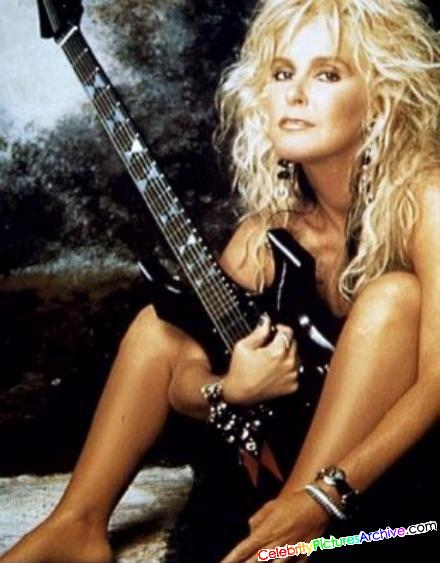 čilé hard rock and heavy metal kralovny  Lita_ford