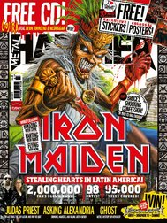 metal hammer june 2011