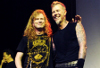 james hetfield dave mustaine