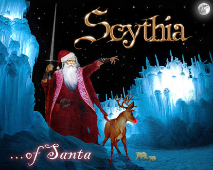 scythia of santa