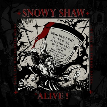 snowy shaw is alive