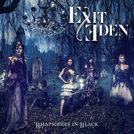 Amanda Somerville Talks Exit Eden 'Rhapsodies In Black' And More