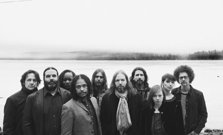 the magpie salute
