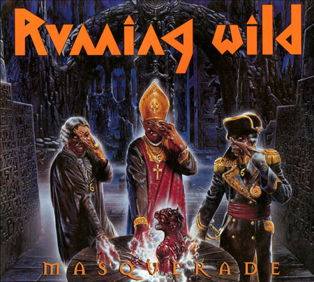 Nine Classic Running Wild Albums To Be Released On Deluxe