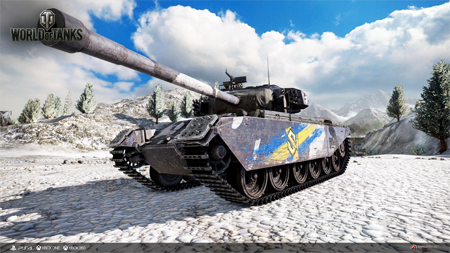 Sabaton's 'Primo Victoria' Tank Features On New Swedish Nation World