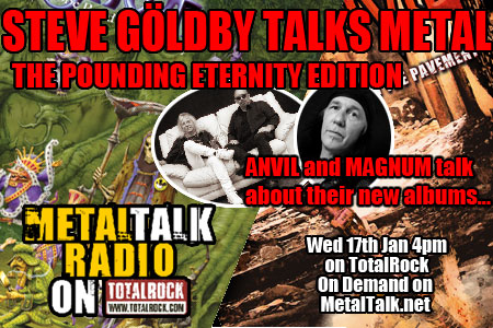 steve goldby talks metal