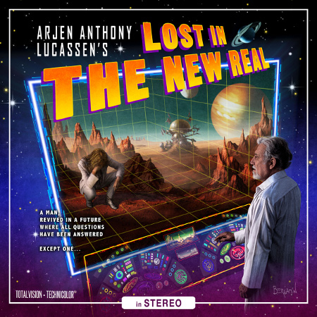 Anthony Arjen Lucassen Lost In The New Real