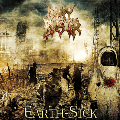 earth sick gory blister