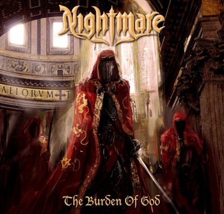 nightmare the burden of god
