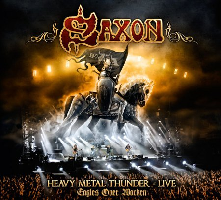 saxon eagles over wacken