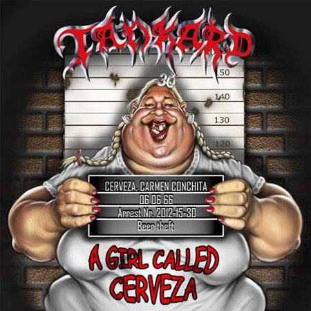 tankard a girl named cerveza
