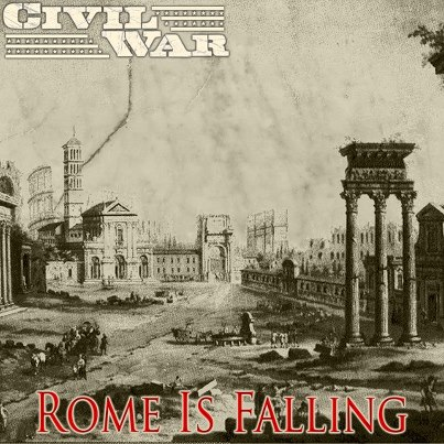 civil war rome is falling