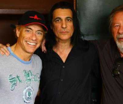 manowar with jean claude van damme