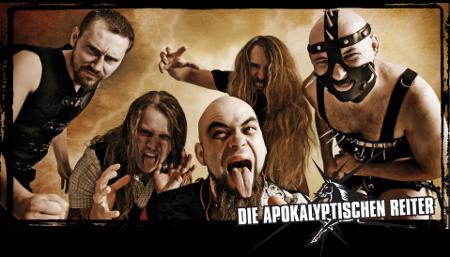 Die apokalyptischen reiter upload part 1 of the big for Die apokalyptischen reiter