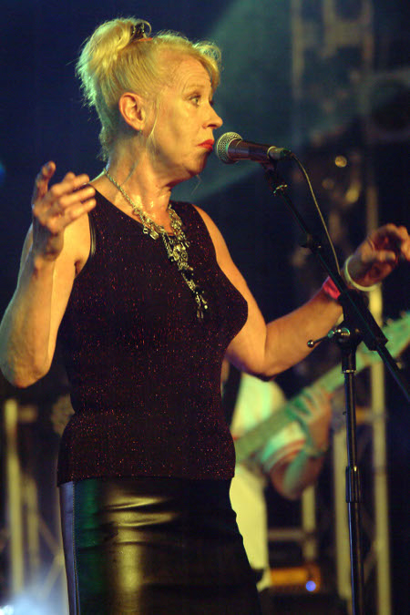 hazel o connor