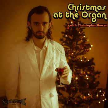 christmas at the organ