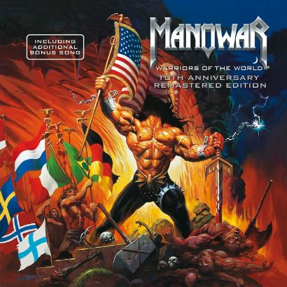 manowar warriors of the world