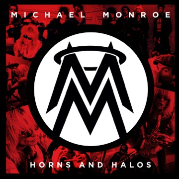 michael monroe horns and haloes