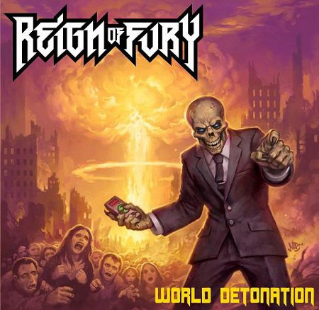 Reign Of Fury World Detonation