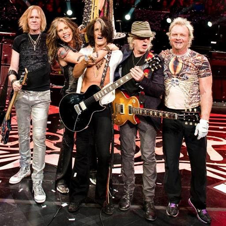 Steven Tyler Announces Aerosmith Farewell Tour