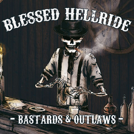 blessed hellride