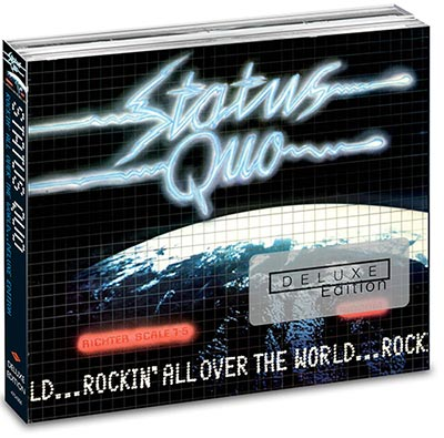 Status Quo Rocking All Over The Years - All Their Greatest Hits Live