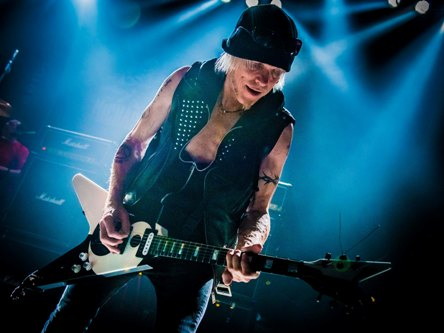 michael schenker temple of rock