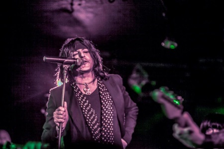 la guns stone trigger burnt out wreck