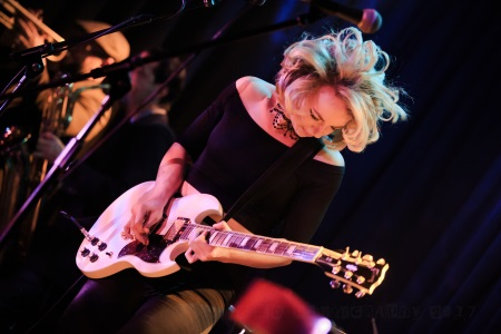 All eyes are on the belle of the west as samantha fish for Samantha fish chills and fever