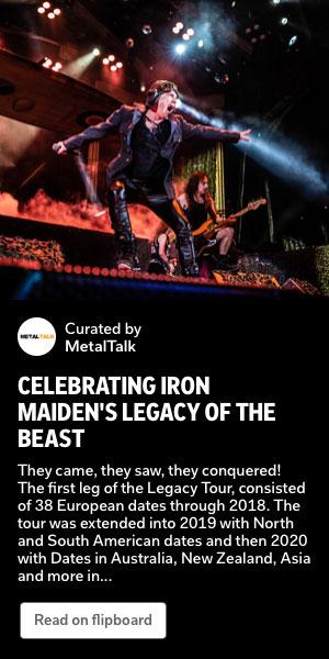 Iron Maiden Flipboard Page