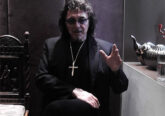 Photo of Tony Iommi, of Black Sabbath