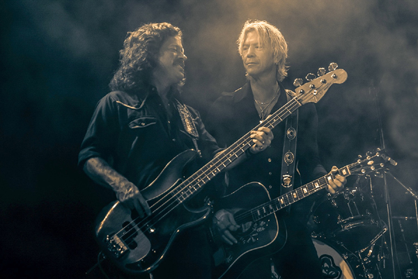 DUFF McKAGAN BRINGS AN EVENING OF HEART AND SOUL TO LONDON