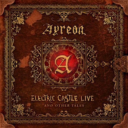 Cover of Ayreon, Electric Castle Live
