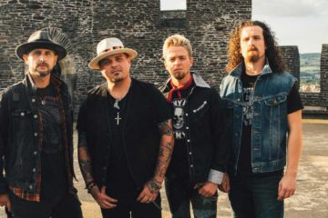 BLACK STONE CHERRY - Announce Tour