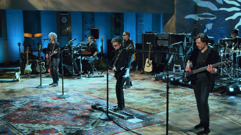 Blue Öyster Cult / Agents Of Fortune Live