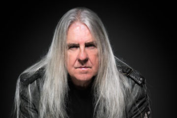 Biff Byford, Saxon vocalist, discusses his first Solo Album