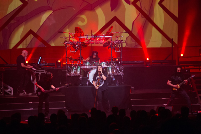 Dream Theatre - Hammersmith Apollo - February 2020