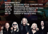 Uriah Heep to To Celebrate 50th Anniversary