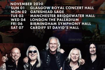 Uriah Heep to To Celebrate 50th Anniversary