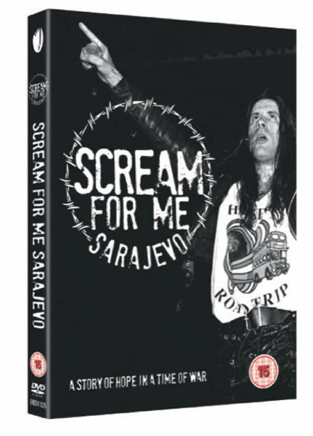 'SCREAM FOR ME SARAJEVO' DVD AND ALBUM OUT IN JUNE | MetalTalk