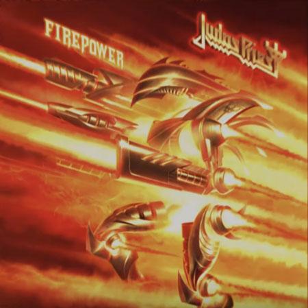 JUDAS PRIEST SCORE A PERFECT TEN FOR 'FIREPOWER'