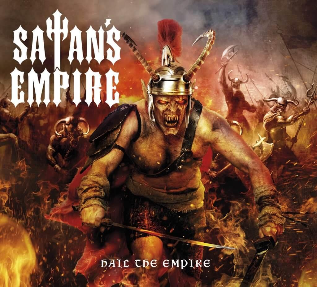 Satan's Empire Album cover