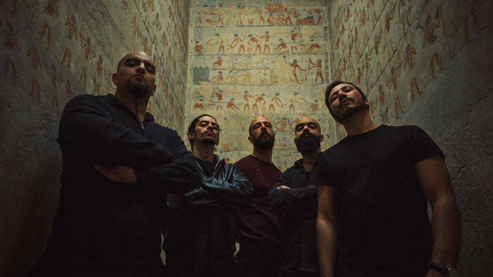 Scarab band photo