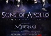 Sons Of Apollo cancel European Tour