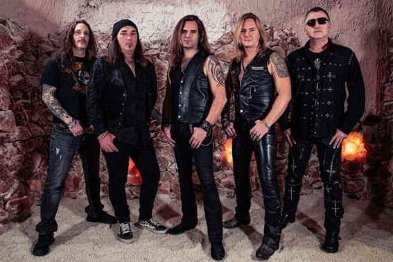 Photo of German Rock ban Bonfire