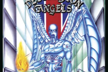 Desolation Angels Album Cover