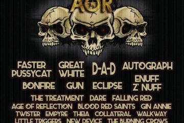 HRH AOR and Hammerfest postponed