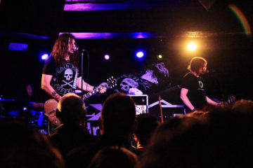 Phil X at The Underworld, Camden. 6 March 2020