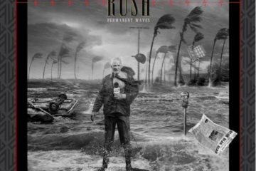Rush - Permanent Waves album cover