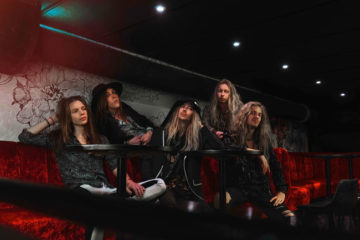 Photo of Finnish band Shiraz Lane